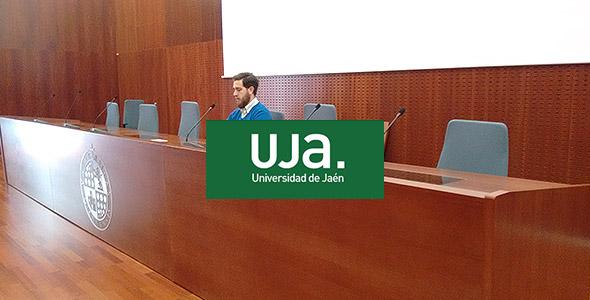 Aula magna Linares UJA