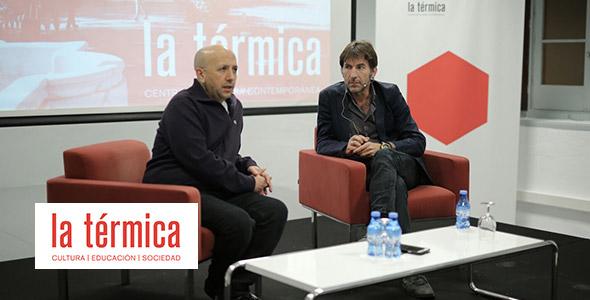 Audio, video, streaming conferencias La Térmica